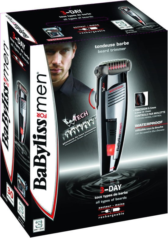 test avis tondeuse barbe babyliss e845e. Black Bedroom Furniture Sets. Home Design Ideas