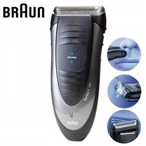 test du braun series 1 190s-1