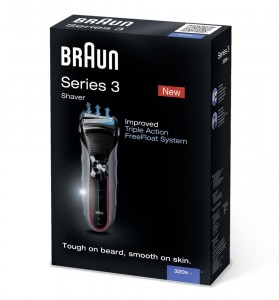 test du braun series 3 320s-4