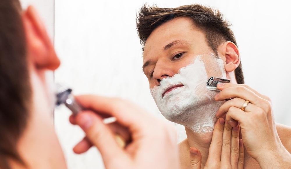 Rasoir de sûreté technique rasage