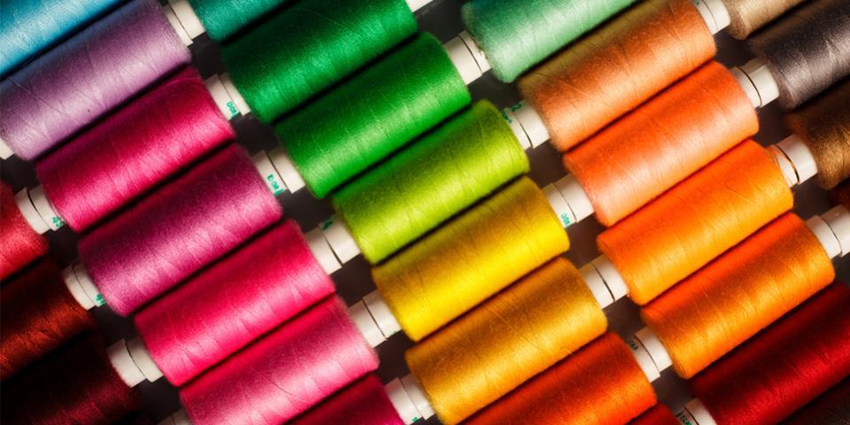 différents textiles