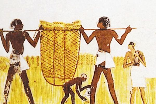 sous vetement egypte antique