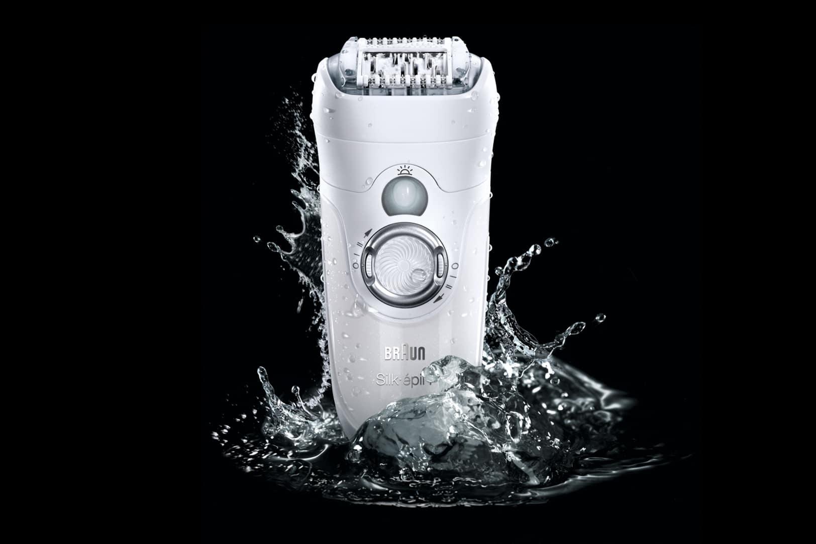 Avis sur l'épilateur électrique Braun Silk-Épil 7 7681 Wet&Dry
