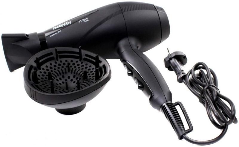 Avis sur lèche cheveux Babyliss 6610DE Pro Light Volume 2100W