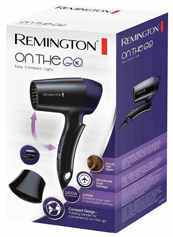 Test du Remington D2400