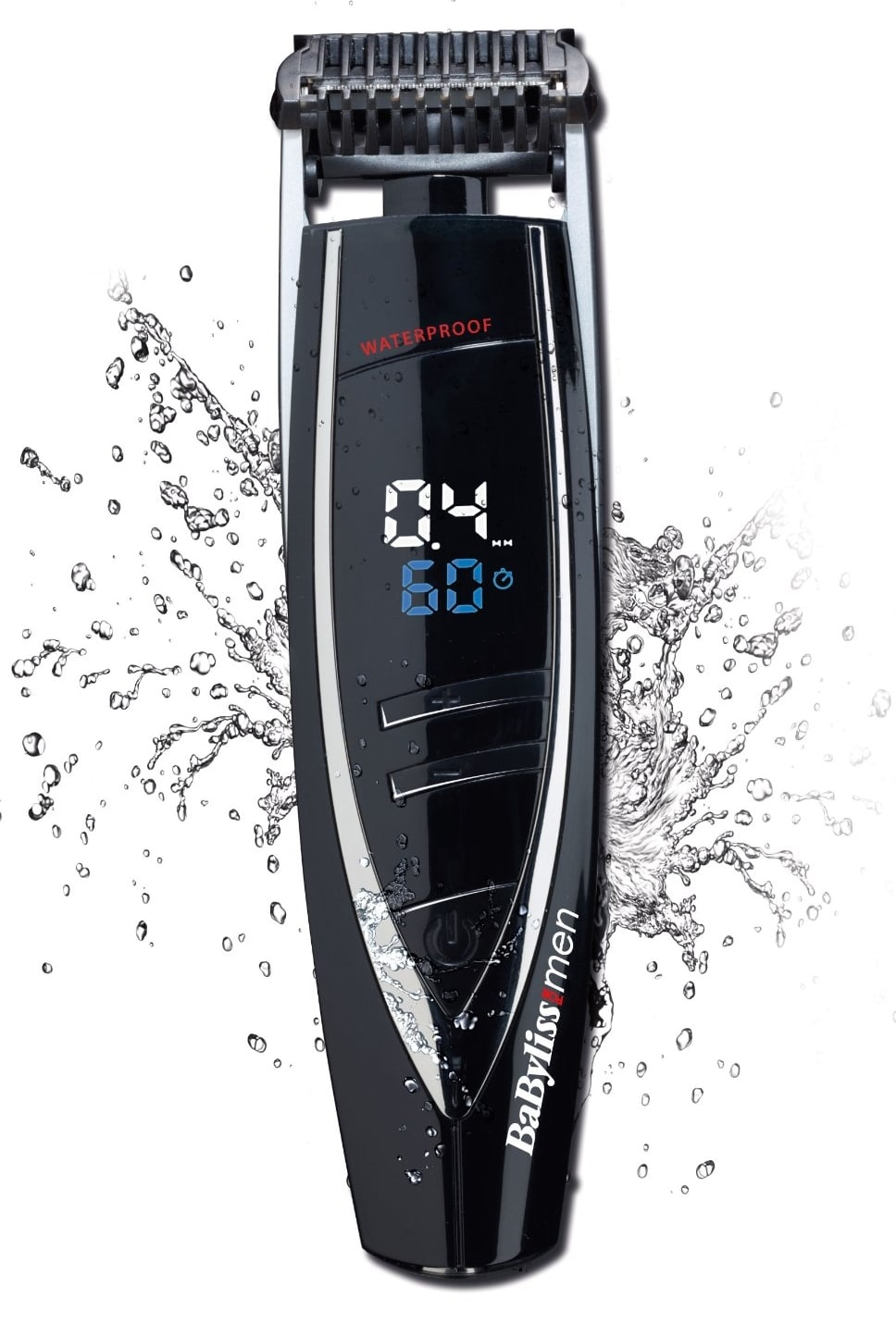 Avis sur la tondeuse à barbe Babyliss E880E i-Control