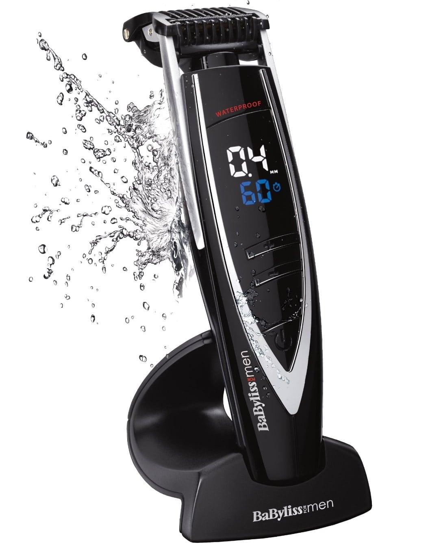 Tondeuse à barbe Babyliss E880E i-Control
