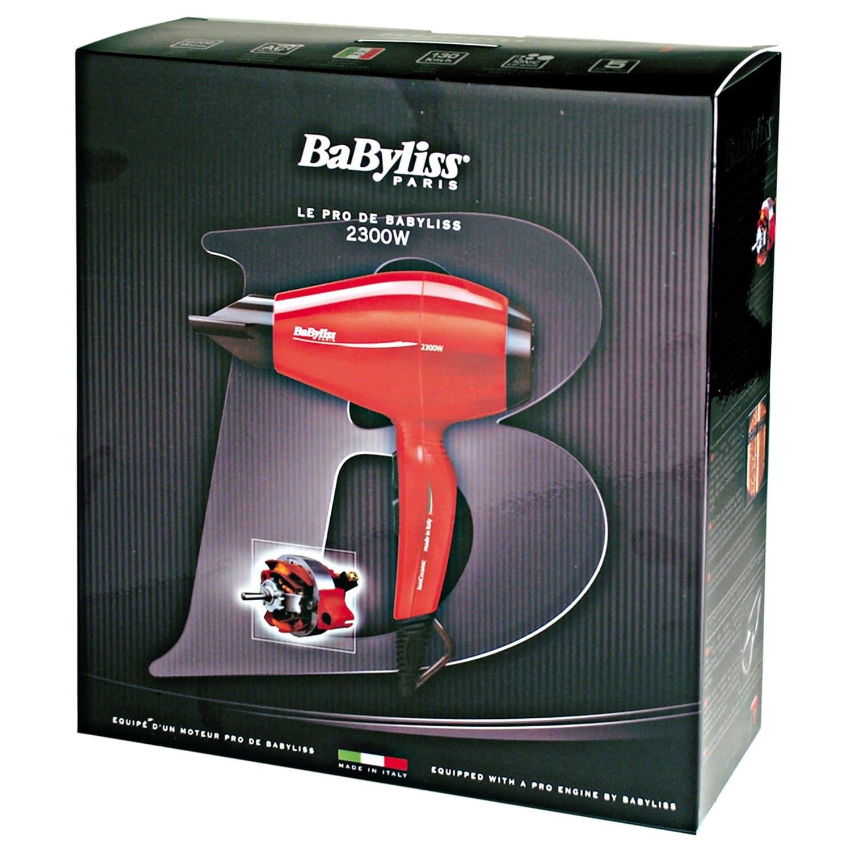 Test du Babyliss 6615E