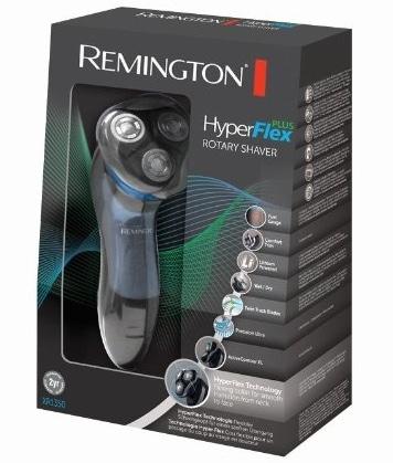 Test du rasoir électrique Remington XR1350