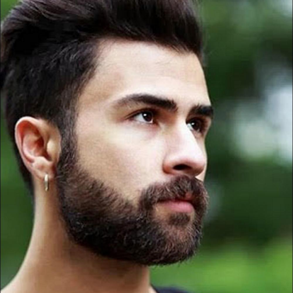 barbe 3 mois