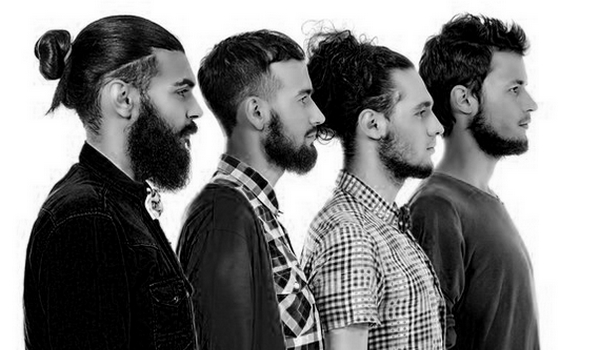 barbes différentes