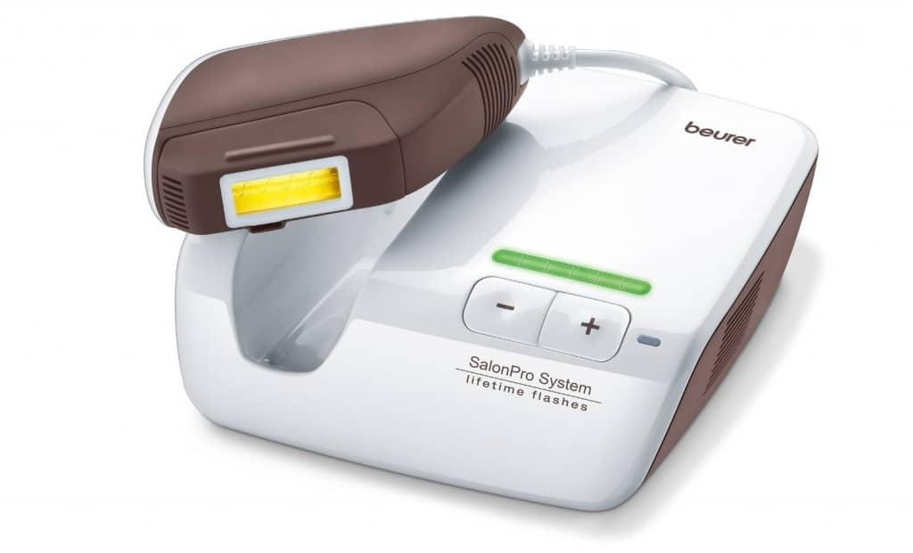 Epilateur à lumière pulsée Beurer IPL 10000+