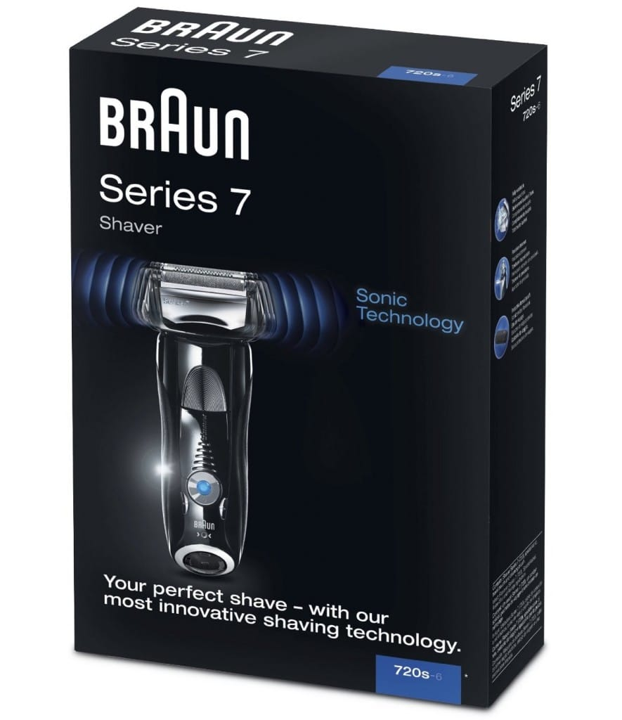 Test du Braun Series 7 720s-6