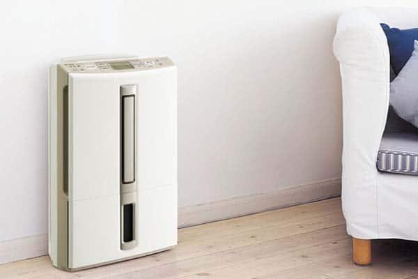 meilleur déshumidificateur d'air