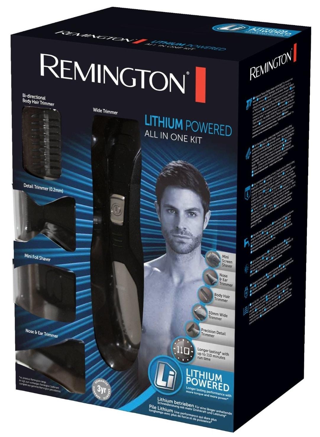Test de la Remington PG6060
