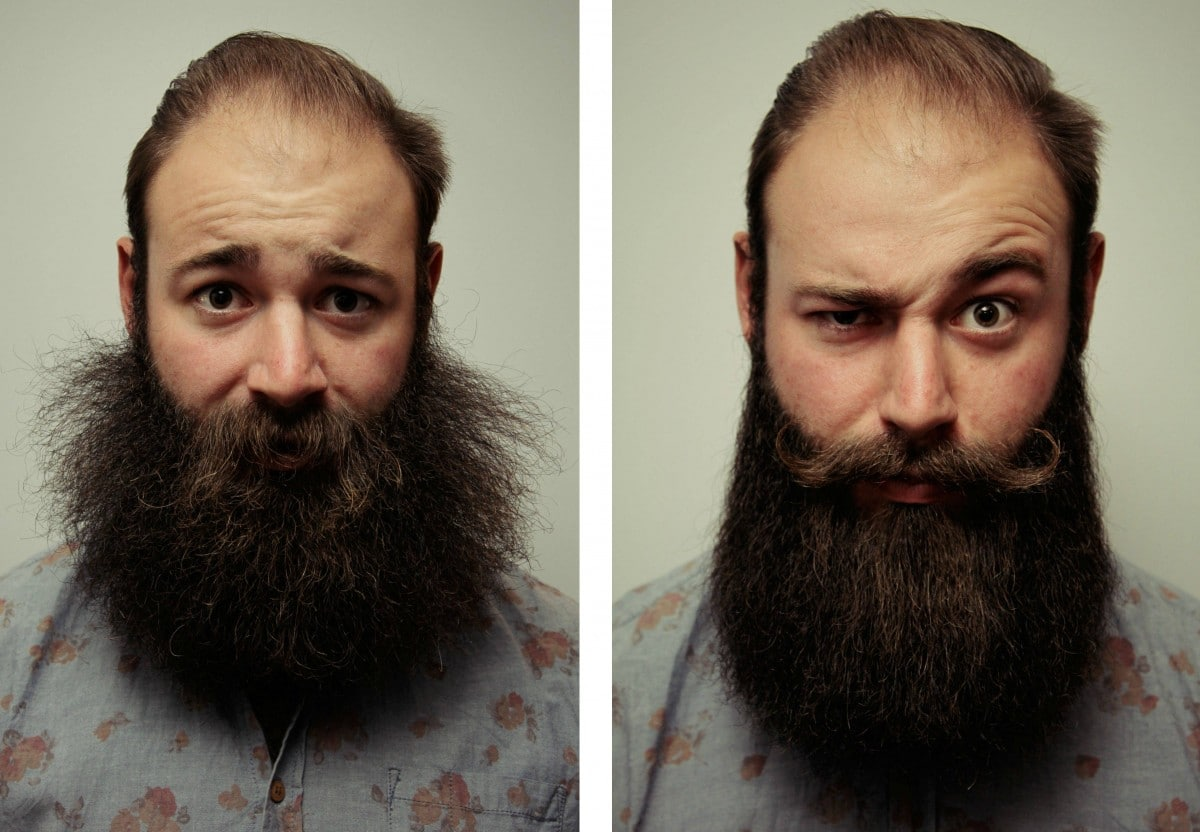 Comment appliquer l'huile à barbe