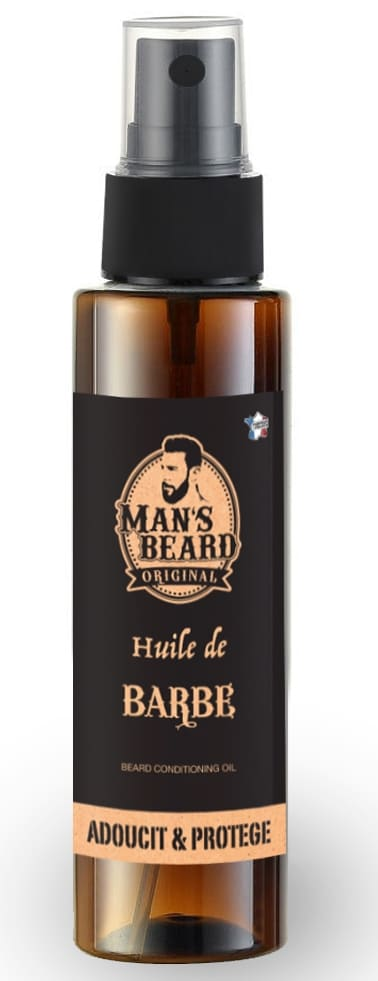 Huile à barbe Originale de Man's Beard
