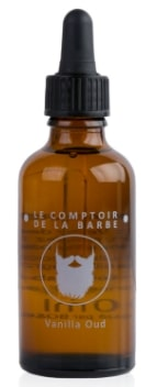 Huile à barbe Vanilla Oud Le Comptoir de la Barbe