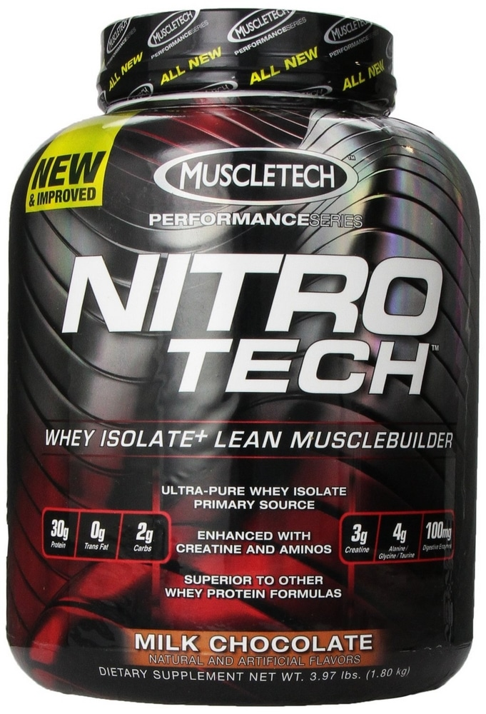 Nitro-Tech de Muscletech