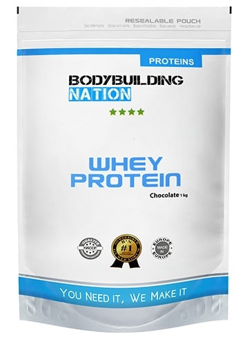 Whey Protein de Bodybuilding Nation