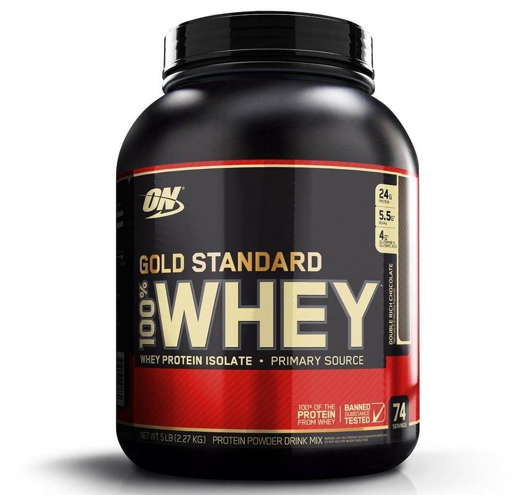 Whey protéine Whey Gold Standard de Optimum Nutrition