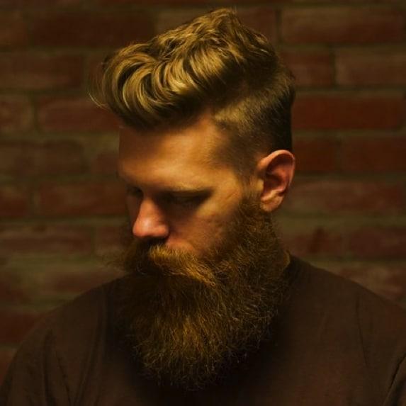 Barbe à la Garibaldi