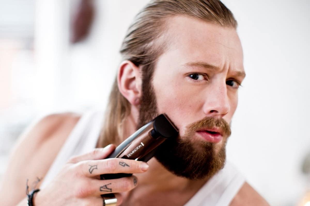 Avis sur la tondeuse à barbe Remington MB4045