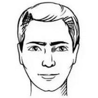 visage oblong homme visage ovale quelle coiffure nous va le mieux homme coiffure homme visage. Black Bedroom Furniture Sets. Home Design Ideas
