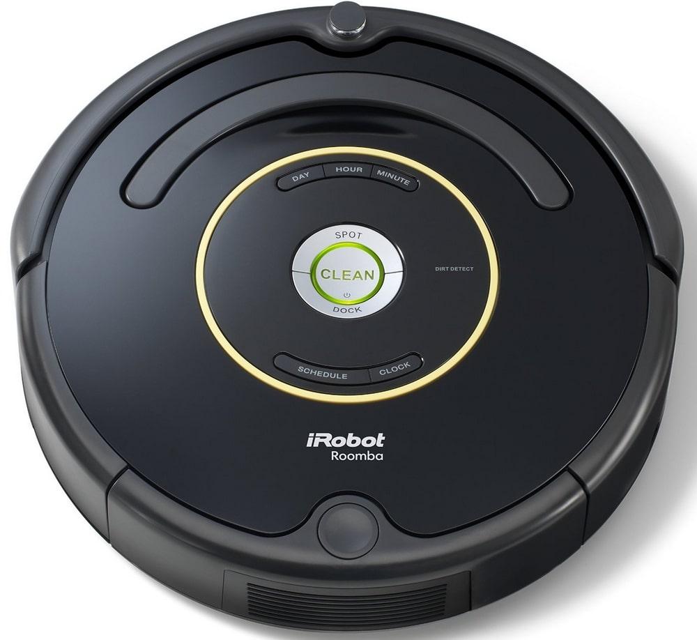 Aspirateur robot iRobot Roomba 650