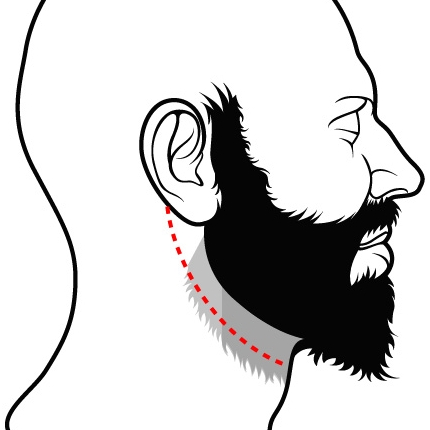 Comment bien tailler sa barbe quebellissimo - Mode de la barbe ...