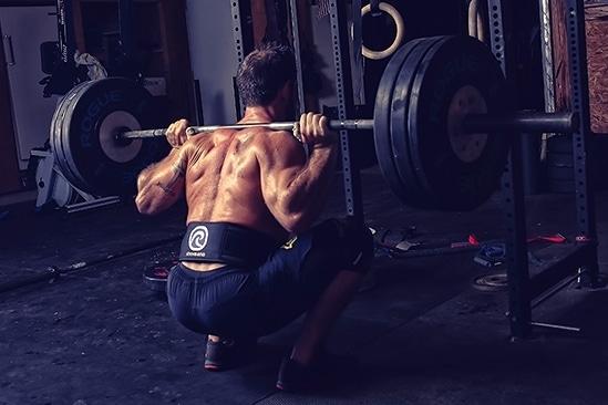 Accessoire CrossFit ceinture de force