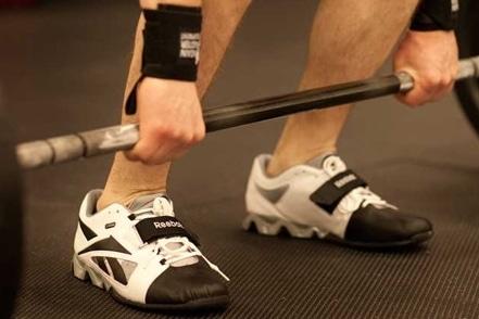 Accessoire CrossFit chaussures d'haltérophilie