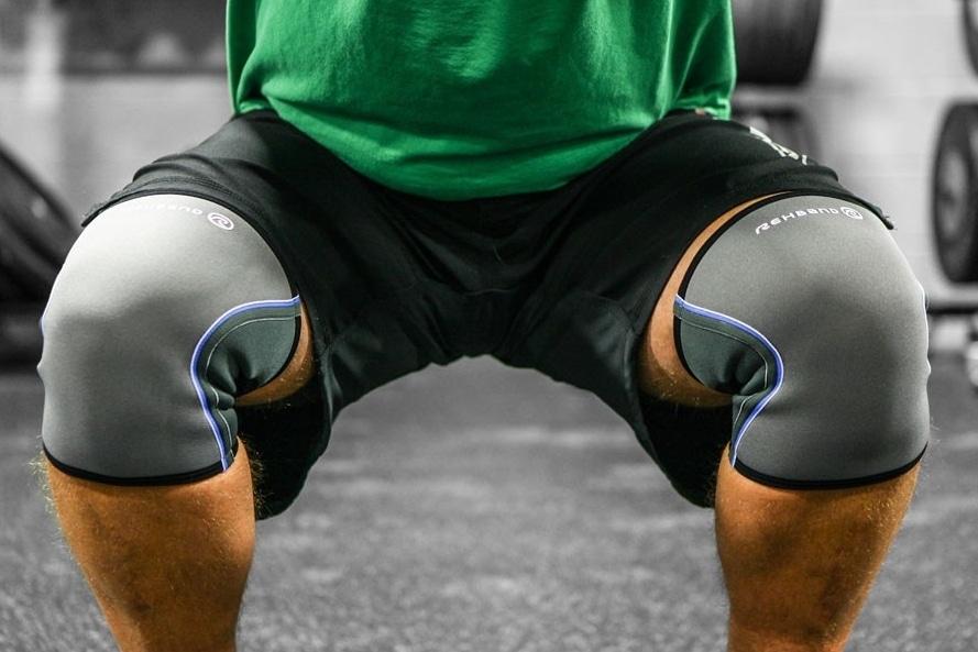 Accessoire CrossFit genouillères