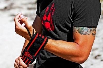 Accessoire CrossFit protège-poignets