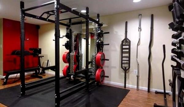 Cage à squat espace