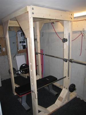 cage-squat-maison