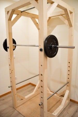 cage squat pas cher