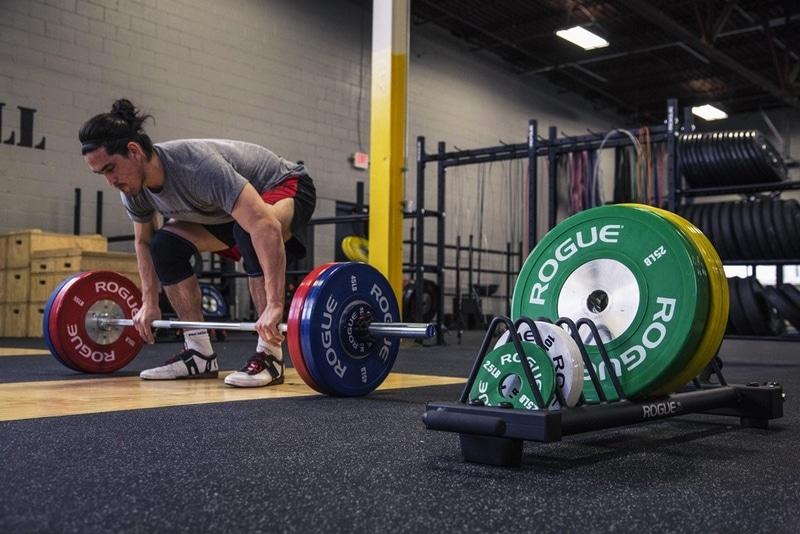 Bumper plates CrossFit