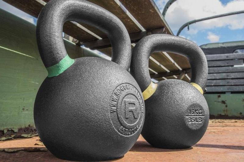 Kettlebells CrossFit
