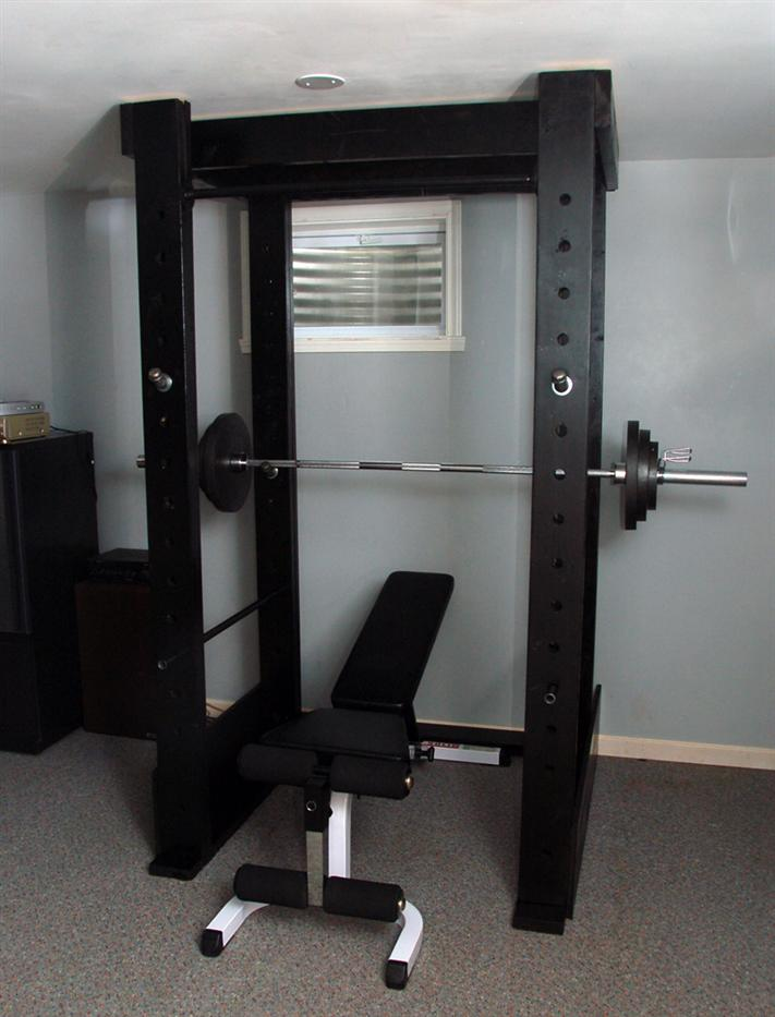 home gym compact domyos exercices