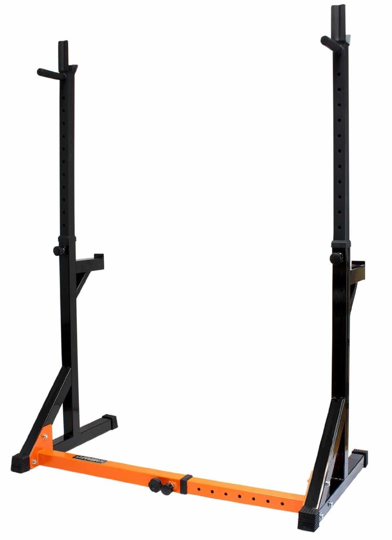 Rack à squat MiraFit Rack à Squat et Dips