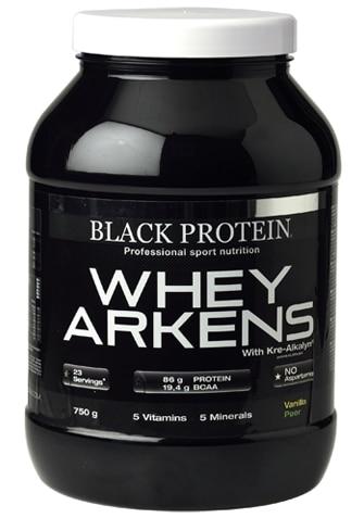 Whey protéine Whey Arkens de Black Protein