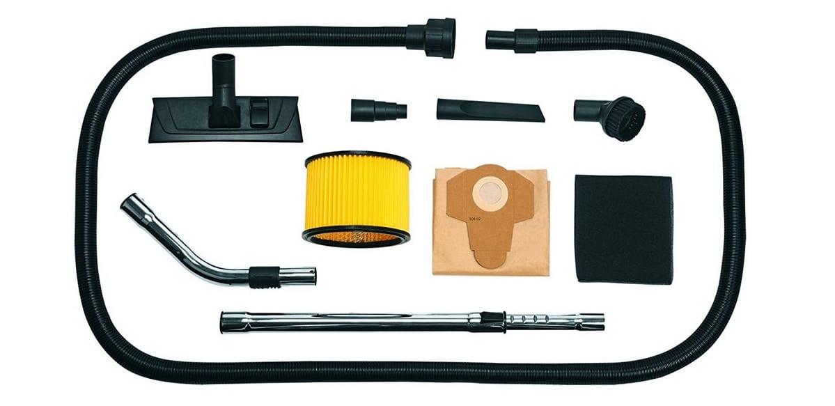 Accessoires aspirateur eau et poussières
