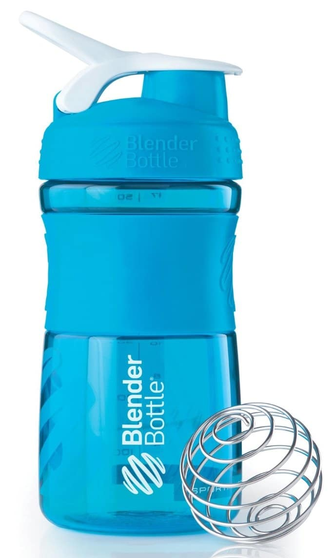 Shaker protéine Blender Bottle Sportmixer
