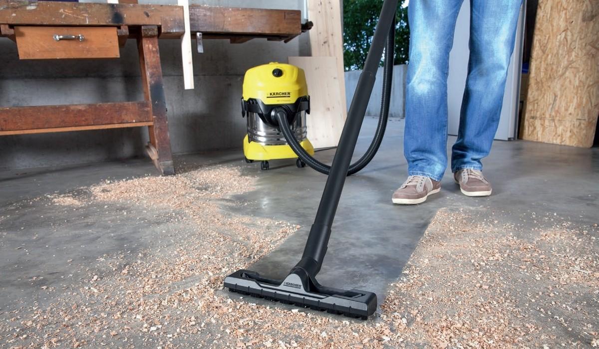Choisir aspirateur eau et poussières