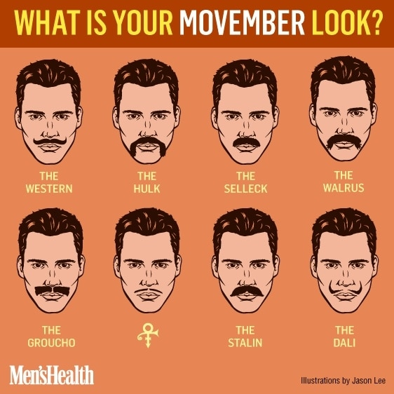 Movember look
