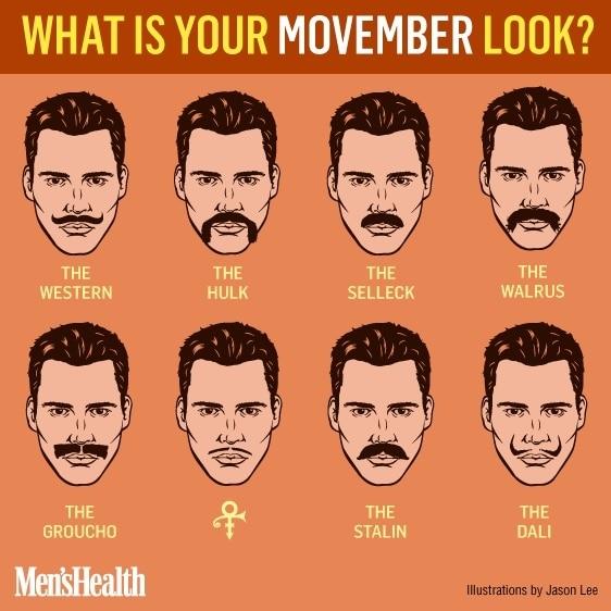 Movember look