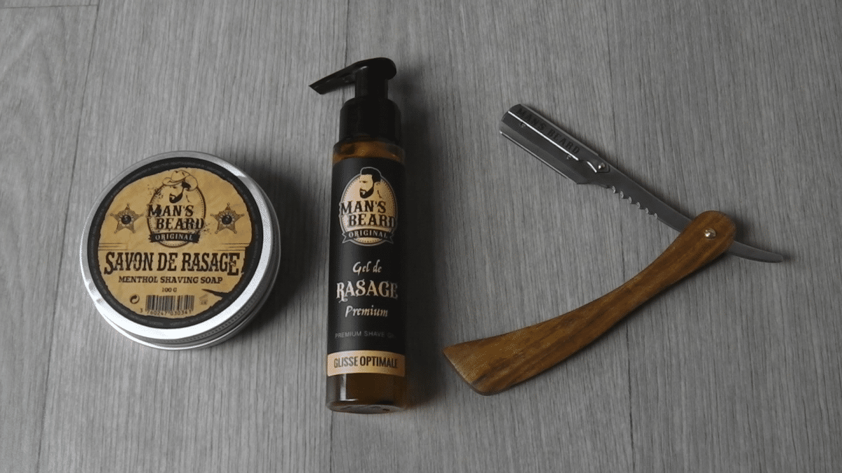 Avis produits de rasage Man's Beard