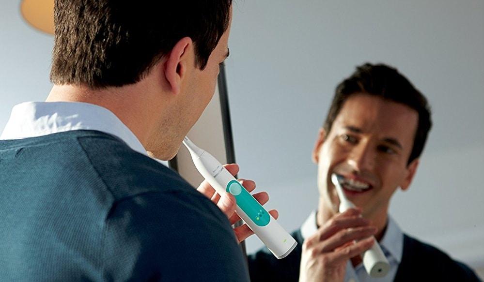 Avis sur la brosse à dents électrique Philips Sonicare Série 3 Gum Health HX6631/01