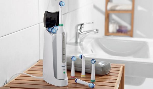 Brosse à dents électrique autonomie